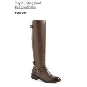 "Enzo Angiolini   ""Sayin"" Riding Boot"
